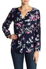 Joie Floral Silk Blouse- Size M- NWOT