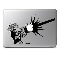 "Dragon Ball Goku Vinyl Decal Sticker for Macbook Air & Pro 11 13 15 17"" Laptop"