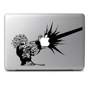 Dragon Z Goku Anime Super Decal Sticker for Macbook Air Pro Laptop Car Window