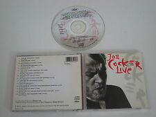 JOE COCKER/LIVE(CAPITOL CDP 7934162+CDESTSP 25) CD ALBUM