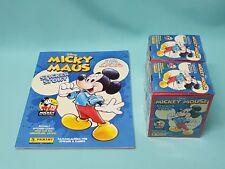 Panini Disney Mix Sammelsticker Sammelalbum Album Leeralbum Micky Maus Niet-sportkaarten Stickers, albums, pakjes