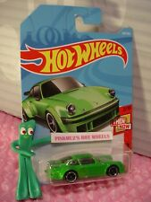 Porsche 934 Rsr Turbo #338 ✰ Verde; Mc5 ✰ Then&now ✰ 2018 i Hot Wheels