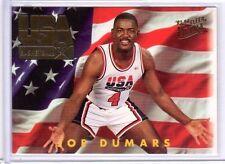 JOE DUMARS 1993-94 Ultra USA #362 ($.50 SHIPPING)