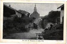 CPA Un coin de Vauquois en juillet 1914 (240593)