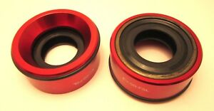 """Set of 2 Ford 9"""" Rear Inner Tube Axle Seal Racing Hot Rod Rear End Modified"""
