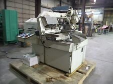 """1999 Kasto Model Funktional A, 10"""" X 11"""" Horizontal Mitering Cut-Off Band Saw"""