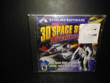 3D Space Station Adventure (PC, 2000) Brand New B163