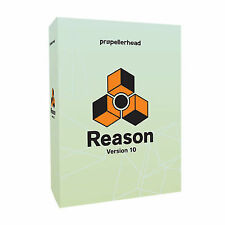 Propellerhead Reason 10 Full - Adapted 2.5 With Upgrade Included