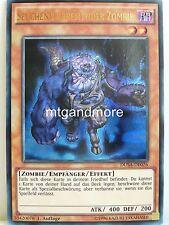 Yu-Gi-Oh - #076 Seuchenverbreitender Zombie - DUSA - Duelist Saga - Ultra Rare