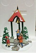 """Dept56 Heritage Village Collection """"Christmas Bells"""" 1996 Special Event Piece"""