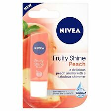 NIVEA® Fruity Shine Peach Lip Balm 4.8g