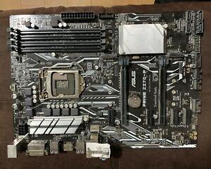 ASUS PRIME Z270-P Socket LGA 1151 DDR4 Placa Base (90MB0SY0-M0EAY0)
