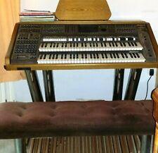 Diamant 350 CT von Böhm große Digital-Orgel mit Vollpedal und Anleitungsbuch