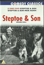 Steptoe & Son & Steptoe & Son Ride Again 2-Disc Set New/Unsealed Region 2