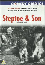 Steptoe & Son & Steptoe & Son Ride Again 2-Disc Set New/Unsealed Region 2