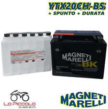 BATERÍA MAGNETI MARELLI YTX20CH-BS SELLADO MOTORRAD GUZZI Griso 1100 2005 2006