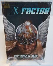 X-Factor Happenings in Vegas 207 208 209 Marvel Comics Hc Hard Cover New Sealed