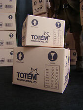 Gay Billy BPS parcel Totem package accessory. ONE empty carboard box. NO DOLL