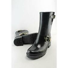 Vince Camuto Hinch Women US 6 Black Rain Boot Pre Owned  1850