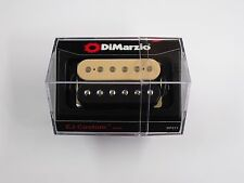 DiMarzio Regular Spaced Eric Johnson Custom Neck Humbucker Black/Creme DP 211