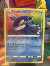 Shining Fates Pokemon Card, Kyogre 021/072 Amazing Rare NM/Mint
