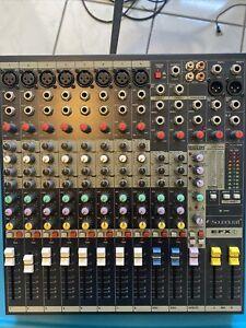 Soundcraft EFX8 Mixer