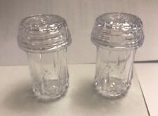 6 Mini Salt Shaker For Events, Baptism, Catering, Party Table Favors