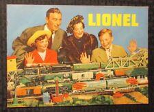 1949 LIONEL TRAINS & Accessories Catalog 40pgs FN+ 6.5 Railroad