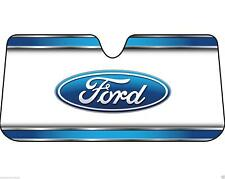 Ford Elite Car Truck SUV Universal Front Windshield Accordion Sun Shade NEW