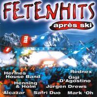 Fetenhits-Après Ski 2001 Hermes House Band, Alcazar, Sylver, Safri Duo,.. [2 CD]