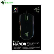 Razer Mamba Tournament Edition 2015 Ergonomic Chroma Gaming Mouse 16000dpi LE