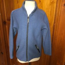 Ibex 100% wool jacket coat size small S