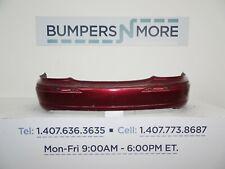 OEM 2002-2008 Jaguar X-Type Base/Premium/Vanden Plas/Sport/VDP Edt. Rear Bumper