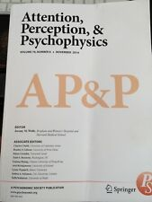 Attention, Perception & Psychophysics: July 2015 Volume 77 Number 5 - LikeNew