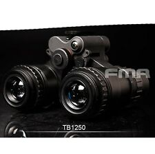 FMA Update Version Binocular NVG Night Vision Goggle Metal Dummy PVS-15 Airsoft