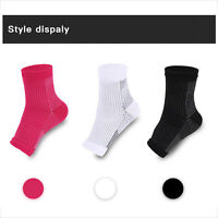 Plantar Fasciitis Socks Compression Sleeve Foot Ankle Fresh Heel Pain Support