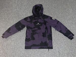 Montec Doom Ski Jacket Purple / Black XL