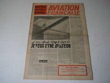 journal Aviation Française n°40 07.11.45 j'ai 17ans je veux etre aviateur
