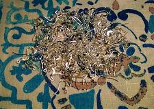 Huge Lot 200 Silver Plated Copper Earring Ear Wires 17x18mm Lead & Nickel Free