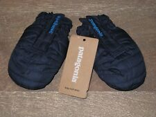 NWT Patagonia Baby Puff Mitts Mittens. Navy Blue. Retails for $39.00. Sz 3 6 mo