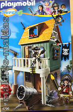 Playmobil 4796 Super 4 getarnte Piratenfestung NEU/OVP Piraten