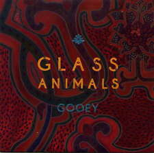 GLASS ANIMALS - rare CD Single - Europe - Acetate
