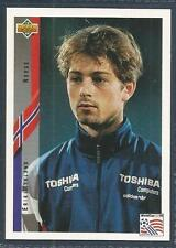 UPPER DECK WORLD CUP USA 1994- #098-NORWAY-ERIK MYKLAND