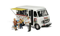 Woodland Scenics / AUTO SCENES #5338 - Ike's Ice Cream Truck N Scale AS5338