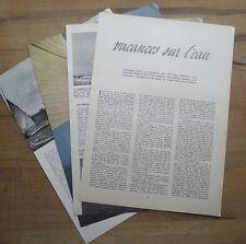 Article Acheter un voilier, bateau plaisance,conseils  , 1954