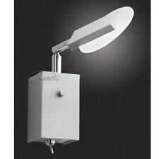 delicato Lampada LED da parete con interruttore INTERNO corridoio sobrio