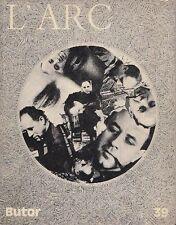 L'Arc revue 1969 - Butor