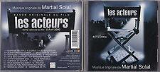 CD LES ACTEURS DE BERTRAND BLIER BOF 19T MUSIQUE DE MARTIAL SOLAL 2000 TBE