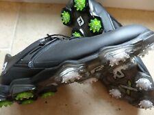 FOOTJOY 11M TOUR X powerstrip golf shoes black