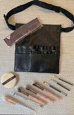 Makeup artist Brush Belt, Luxie, Farah, Billion Dollar Brows Laura Mercier+++